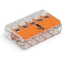 Compact de abrazadera de conexión (Pack of 8)