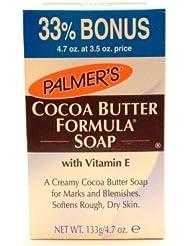 Palmers Beurre de cacao 100ml Soap () (Bloc savon)