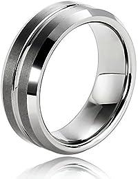a755013a82de6 Amazon.co.uk: £25 - £50 - Z 1/2 / Rings / Men: Jewellery