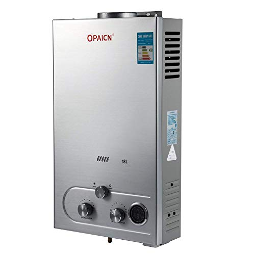 5L Gas Propan Strom 230 Volt Tankless Instant Camplux AY132 Tankless Gasdurchlauferhitzer
