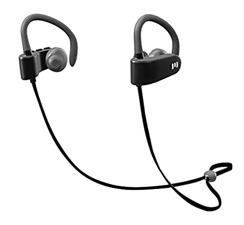 M1 by Miiego Wireless Earphones for Action & Sport black/grey