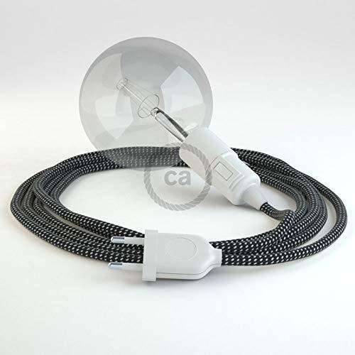 Créez votre Snake 3D Étoiles RT41 et apportez la lumière là où vous souhaitez. - 5 Mètres, Blanc