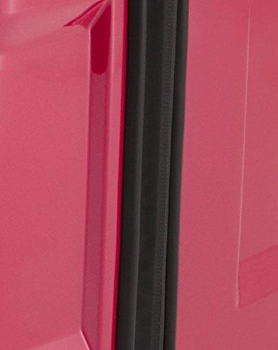 TITAN X2 Hartschalenkoffer Handgepäck, 825406-28 Koffer, 55 cm, 40 L, Fresh Pink - 4