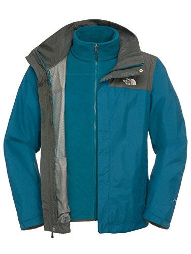 THE NORTH FACE Herren Shelljacke Evolve II Triclimate Blau - preussisches Blau