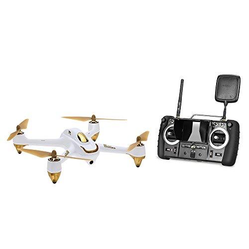Drone Télécommandé, Goolsky Hubsan H501S Pro X4 5,8G FPV Brushless Drone W...