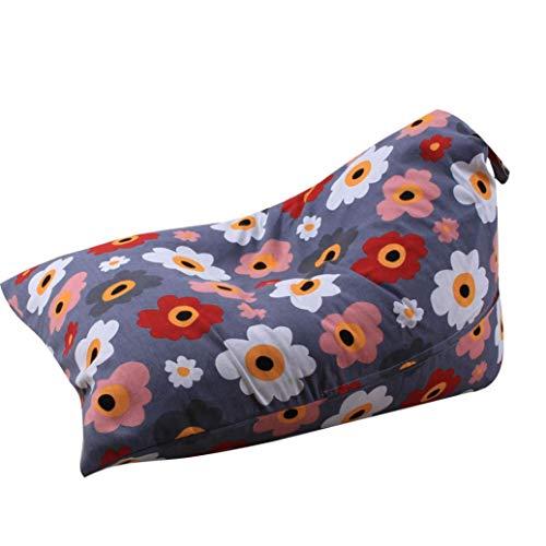 pondkoo Kinder Stofftier Plüsch Spielzeug Baumwolle Aufbewahrung Sitzsack Soft Pouch Streifen Stoff...