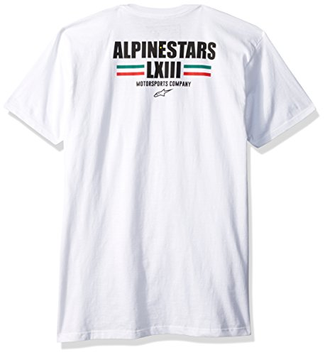 Alpinestars 1037-72042, T-Shirt Uomo Black