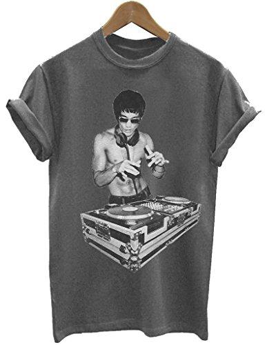 dj-bruce-lee-tony-stark-grey-t-shirt-x-large