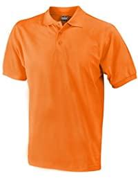 Polos Perfectdarts orange homme hL4nMtx