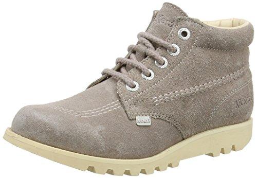 b2cf6b22 Kickers Women's Kick Hi C Ankle Boots, Brown (Light Brown), 7 UK