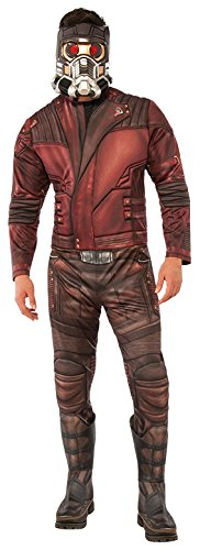 Rubie's Star-Lord-Kostüm Guardians of The Galaxy 2 Lizenzkostüm XL