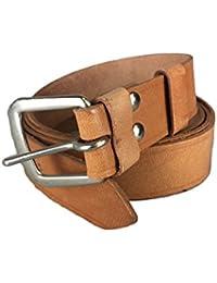 Riffraff Vintage - Cinturón - para hombre Marrón canela Medium ef5e1fb0c3f8