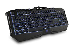 Circle Adroit X7C Gaming Keyboard with 7 Colour Backlit Mode