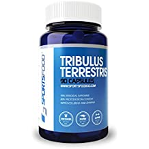 Tribulus Terrestris 1000mg x 90 Capsules, 95% Steroidal Saponins, 80% Protodioscin