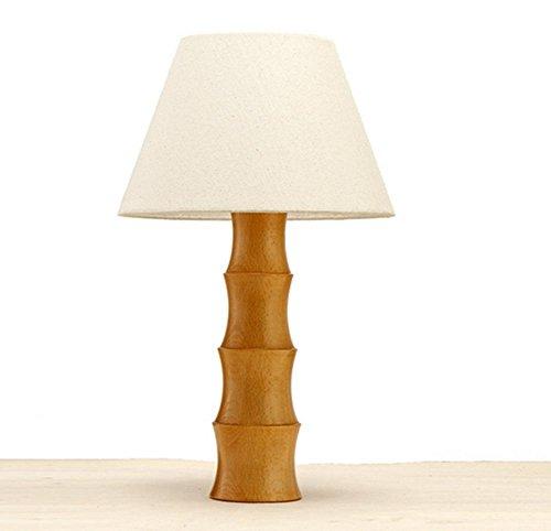 Zeitgenössisches Gewebe-abdeckung (Schreibtischlampe Tischleuchte Bambusstange Basistischlampe weißes Tuch Abdeckung Haushalt Persönlichkeit Tischlampe , a)