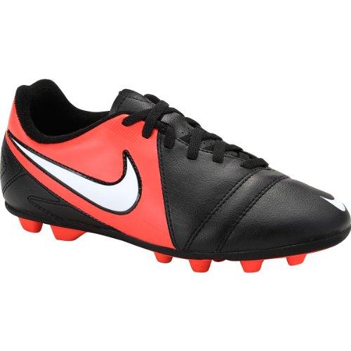 Nike - Kinder Fußballschuh CTR360 Enganche III F schwarz/rot