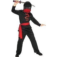 Amazon.es: disfraz samurai niño - 12-15 años
