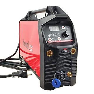 Professional Digital 200A TIG Pulse Welding Machine Hot Start HF Ignition Anti-Stick Arc-Force 2T/4T CE Certificated IGBT Inverter Welder