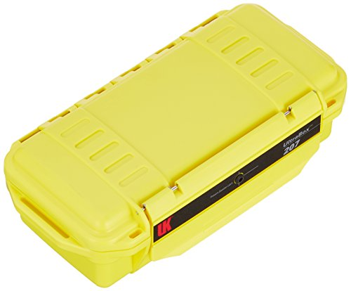 UK Lights 219736 Ultrabox 207 Boîte 20 cm 0,6 l Jaune