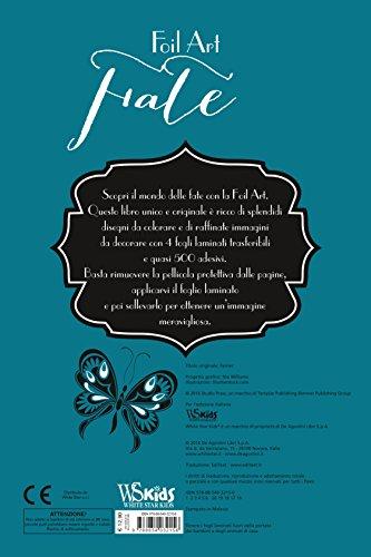 Fate-Foil-art-Rimuovi-applica-ammira-Con-adesivi-Ediz-illustrata