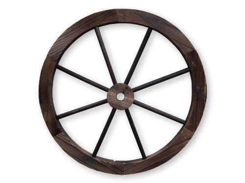 decorative-feature-burntwood-60cm-garden-cartwheel-ornamental-wooden-cart-wheel