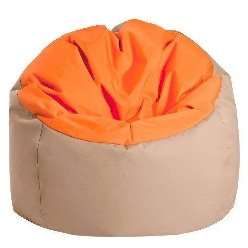 Jumbo Bag Bowly Orange