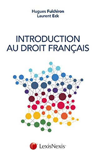 Introduction au droit français par Laurent Eck