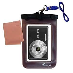 Pochette de protection waterproof pour le Panasonic Lumix F5 / DMC-F5