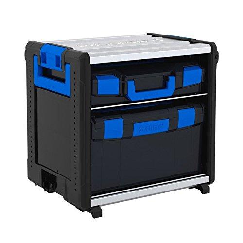 Sortimo WorkMo 24-500 inklusive 2 Boxxenböden gefüllt mit 1 L-BOXX 102 leer und 1 L-BOXX 238 leer,...