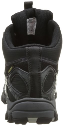 MerrellGrassbow Mid Sport Gore-tex - Scarpe Primi Passi uomo Multicolore (nero/argento)