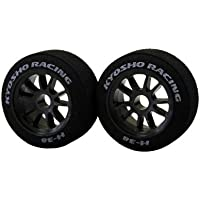 Front tire (adhesive already molded / H-38/2 pack) 37 501 (Japan import / The package and the manual are written in Japanese) - Compare prices on radiocontrollers.eu