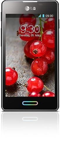 LG Optimus L5 II (E460) Smartphone Android, Movistar Débloqués (écran 4