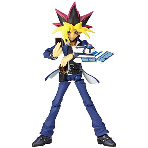Vulcanlog 009 Yu-Gi-Oh! Revoltech Yugi Muto Non Scale PVC&ABS Painted Action Figure