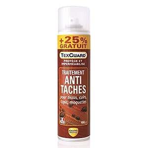 Spray anti taches textile- Aérosol 400ml - TEXGUARD