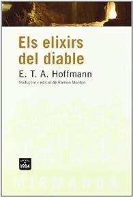 Els elixirs del diable par  E. T. A. Hoffmann