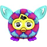 Furby Furbling Creature Plush Pink and Blue Hearts