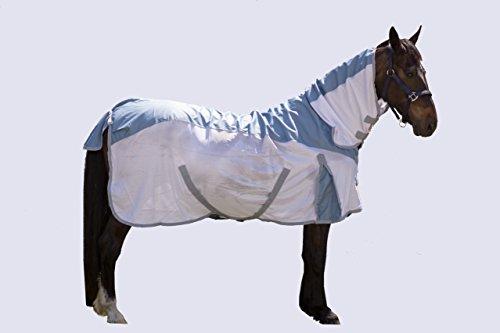 Rutis Regen- Fliegen- Decke mit Halsteil (135)