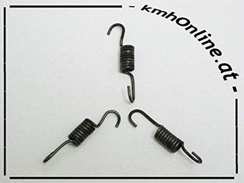 kmhOnline Pocket Bike Kupplungsfedern (Set - 3 Stk.)