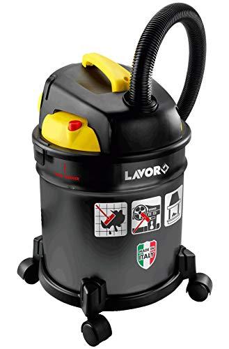 Lavorwash Freddy Aspiratore senza sacchetto 20L 1200W Nero, Giallo
