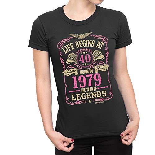 Cumpleaños Las señoras Las Camisas zumbido T-Shirt