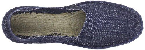 Espadrij Loriginale Classic 100 Unisex Scarpe Basse Espadrillas Per Adulto Blu (denim 44)