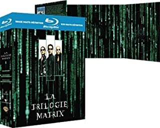Matrix - La trilogie [Blu-ray] (B002HESR3O) | Amazon price tracker / tracking, Amazon price history charts, Amazon price watches, Amazon price drop alerts