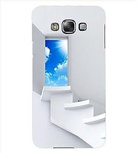 ColourCraft Beautiful Heaven Door Design Back Case Cover for SAMSUNG GALAXY GRAND MAX G720