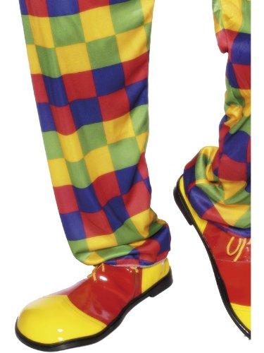 Smiffys Zapatos de payaso, Deluxe