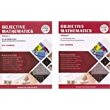 Objective Mathematics for JEE-MAIN and Other Engineering Entrance Examinations (Set of 2 Vol.) - Session 2020-21
