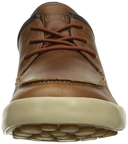 Camper Dallas Cola - Sauvage Navy/Vulkan Egg-Miel - Bottes homme Marron (Medium Brown)