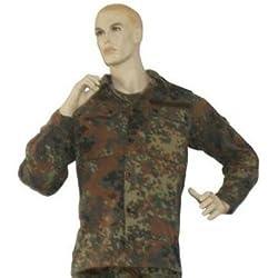 Camisa de camuflaje del ejército alemán
