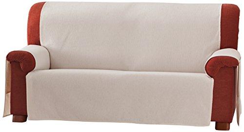 Eysa italia zoco salvadivano, poliestere-cotone, bianco, 29x5x37 cm, plastica;tela