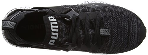 Puma Women s Ignite Evoknit Lo Hypernature Multisport Outdoor Shoes   Black-Quiet Shade 02   5 UK 5 UK