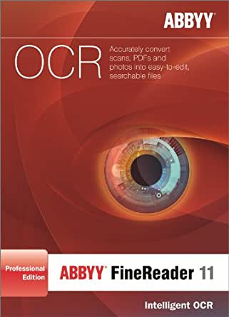 ABBYY FineReader 11 Professional Edition EDU/NPO [Download]